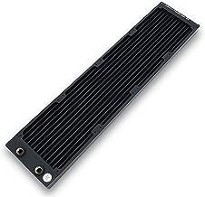EKWB EK-CoolStream SE 480 Radiator, Slim Quad, Black