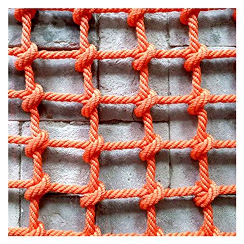 WWWANG Kletternetz, Frachtstrickleiter Sicherheitsnetz for Kinder Erwachsene LKW-Anhänger Heavy Duty Netting Balkon Banister Schutzzaun Dekor-Mesh-Sichere Netze, for Container Grid Schienen Spielplatz