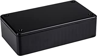 Hammond 1591BSBK ABS Project Box Black