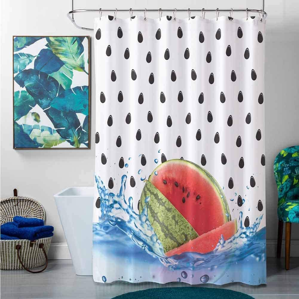 Shower It is very popular Curtains and Liners Long Beach Mall for Bathroom Waterdrops Water Splash
