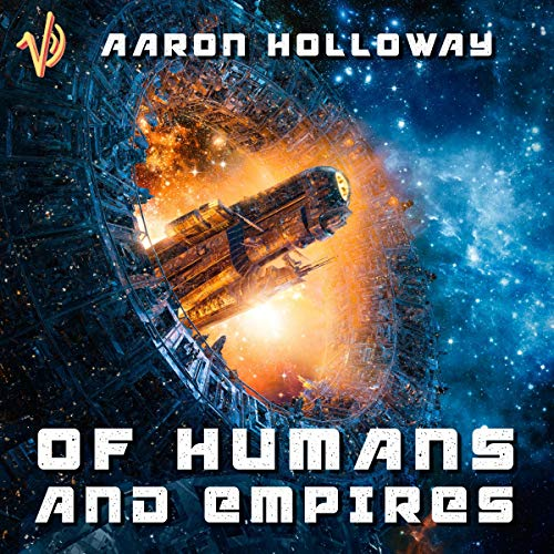 Couverture de Of Humans and Empires