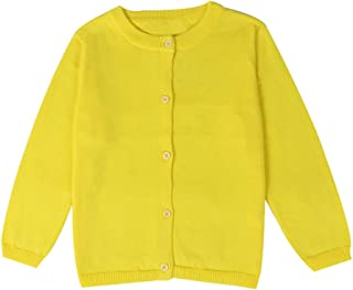 yellow toddler jacket