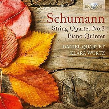 Schumann: String Quartet - Piano Quintet