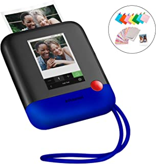 Polaroid POP 2.0 ? 20MP Instant Print Digital Camera w/3.97? Touchscreen Display, Built-In Wi-Fi, 1080p HD Video, ZINK Zero Ink Technology & NEW App ? Prints 3.5? x 4.25? Classic Border Photos - Blue