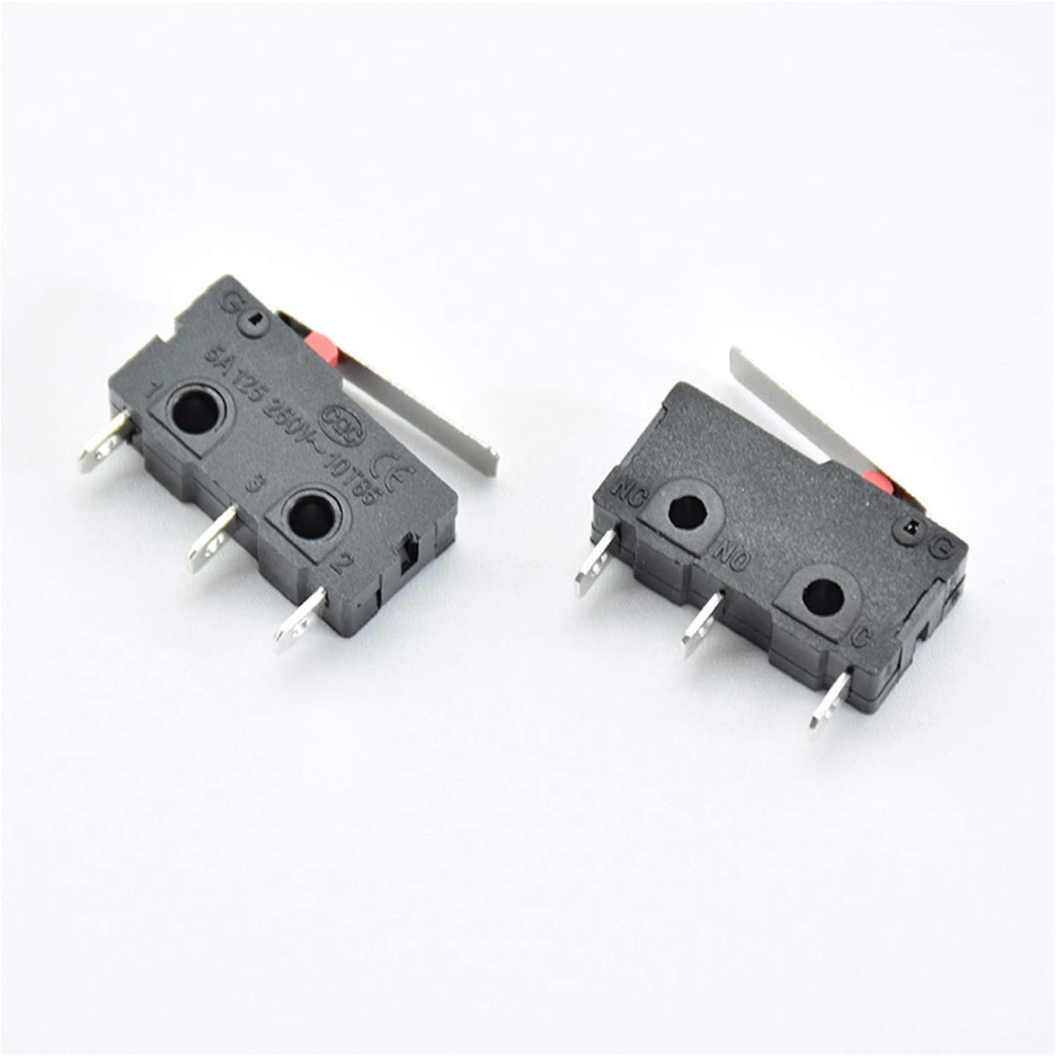 At the price Max 56% OFF XIALITR Micro Switch 5Pcs Mini Limit NC NO 3 P Pins