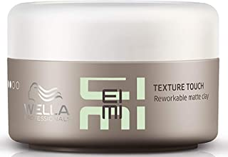 Wella Professionals Eimi Texture Touch Reworkable Matte Clay, 75ml