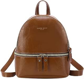 Fartido Women's Vintage Backpack Shoulder Bag Purse School Bags for Teen Girls/Ladies
