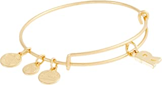 Alex and Ani Initial R III Bangle Bracelet