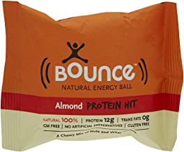 Bounce Almond Protein Ball 49g X 40 Pack of 40 Estimated Price : £ 86,67
