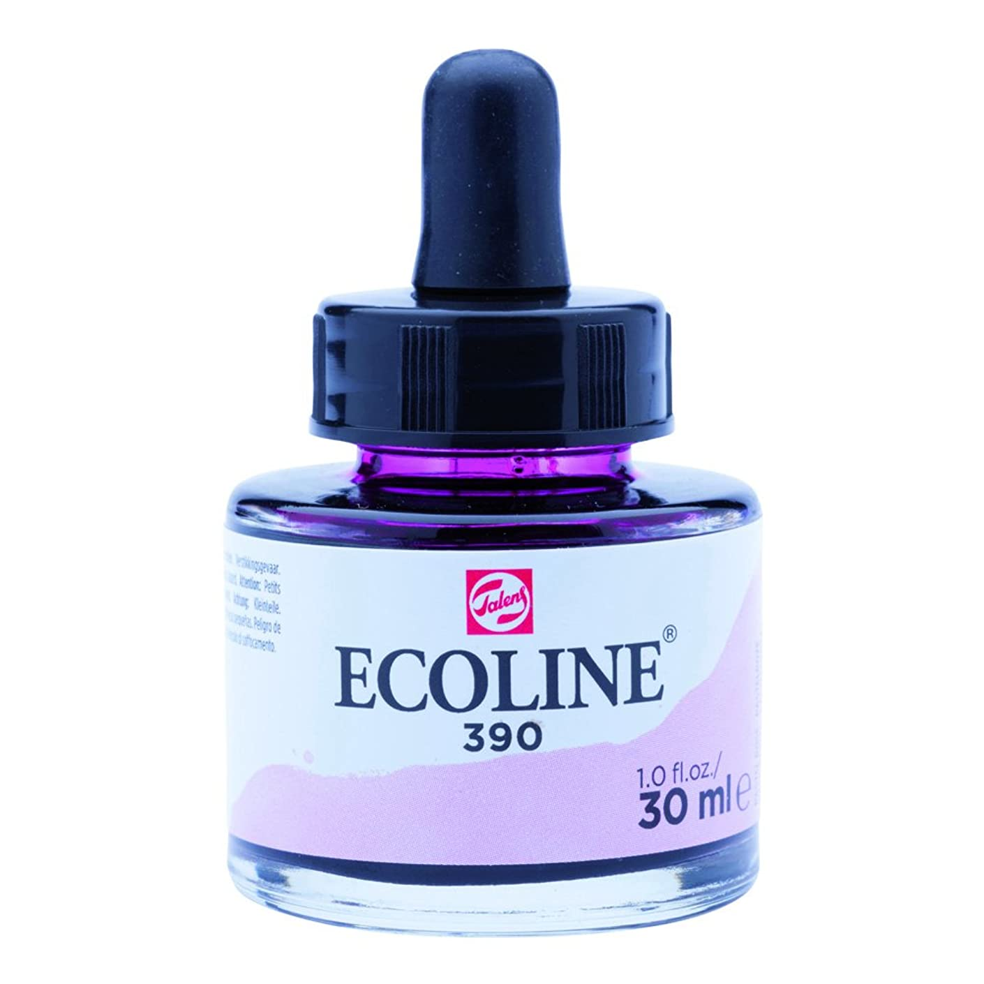 Ecoline Liquid Watercolor 30ml Pipette Jar - Pastel Rose (11253901)