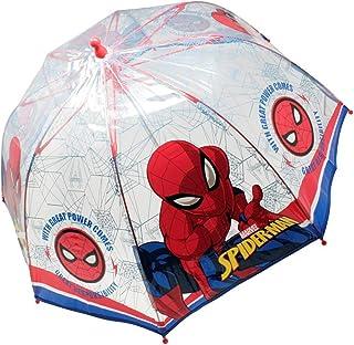 Spider-Man Childrens/Kids Stick Umbrella