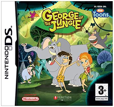 George of the Jungle (Nintendo DS)
