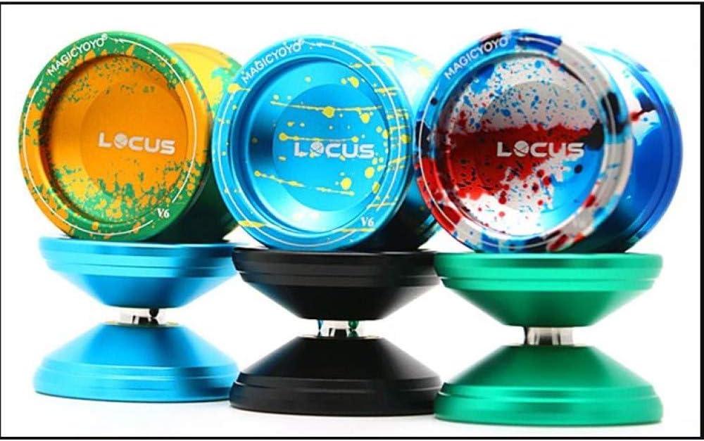 Sale Special Price MagicYo MAGICYOYO Max 57% OFF Locus V6 Yo-Yo Aluminum - Gr YoYo Responsive