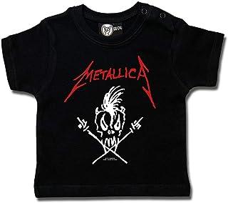 Metal Kids Metallica Scary Guy: Baby & Kids T-Shirt