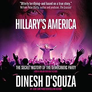 Hillary's America cover art