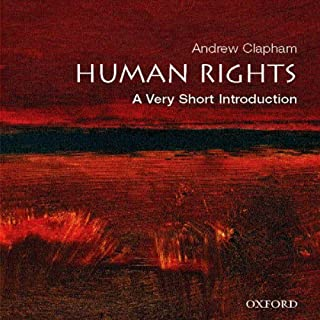 Human Rights: A Very Short Introduction cover art