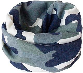 Childrens Headscarf 40 HK/_SSK Soft Warm Scarf Childrens Scarf With Animal Print 20cm