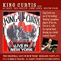 Live In New York by King Curtis (2008-08-19)
