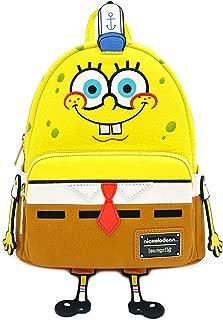SpongeBob SquarePants Faux Leather Mini Backpack