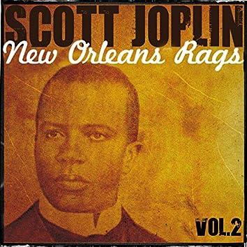 Scott Joplin New Orleans Rags, Vol. 2