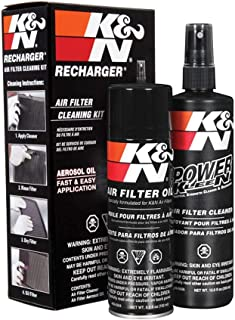 K&N Air Filter Cleaning Kit 99-5000