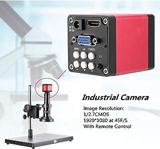 Cámara de Microscopio HDMIKP-200D 13MP 60F/S USB Microscopio de video para la industria Para microelectrónica maquinaria de precisión joyería relojería(EU)