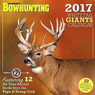 2017 Petersen's Bowhunting Calendar