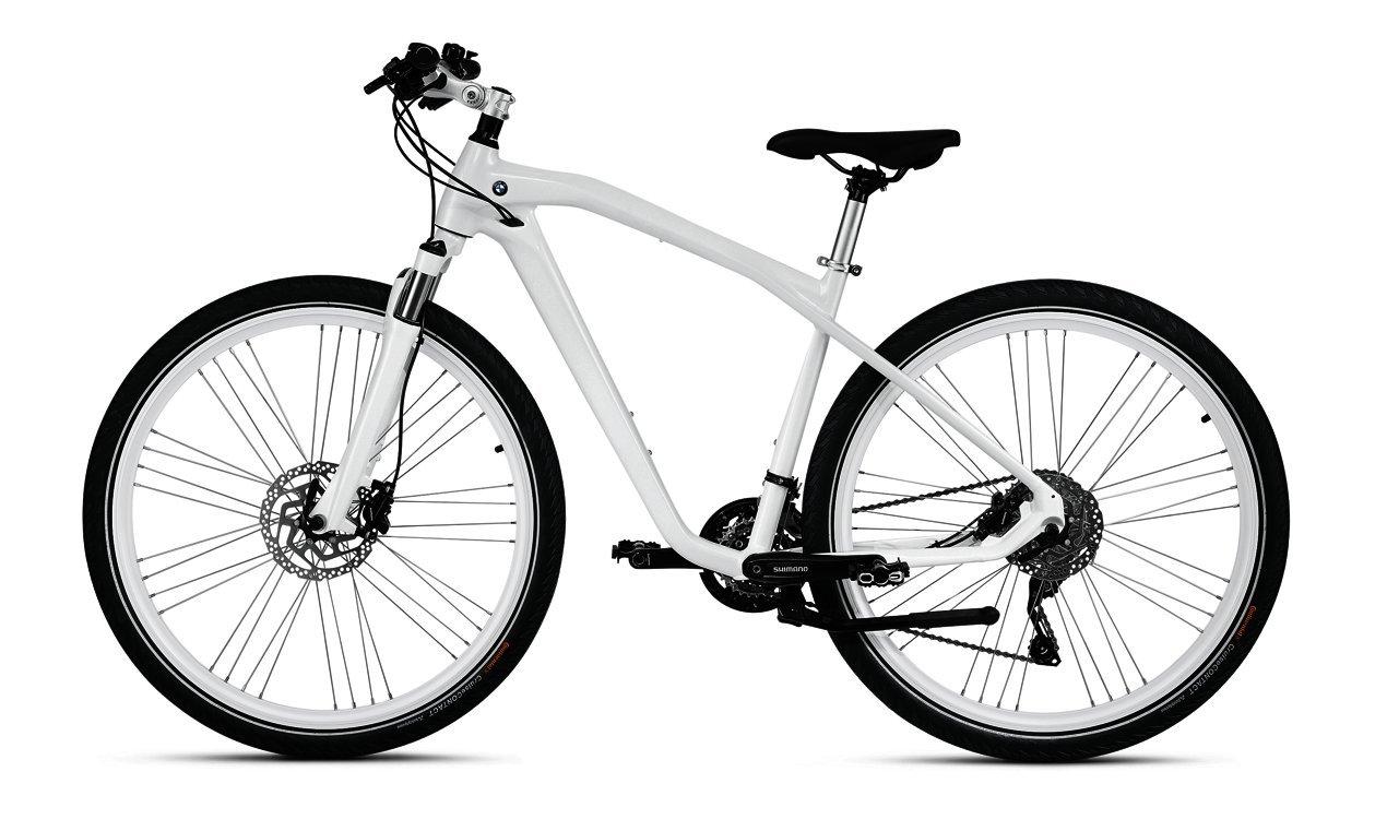 BMW auténtica crucero bicicleta ciclo NBG III 28