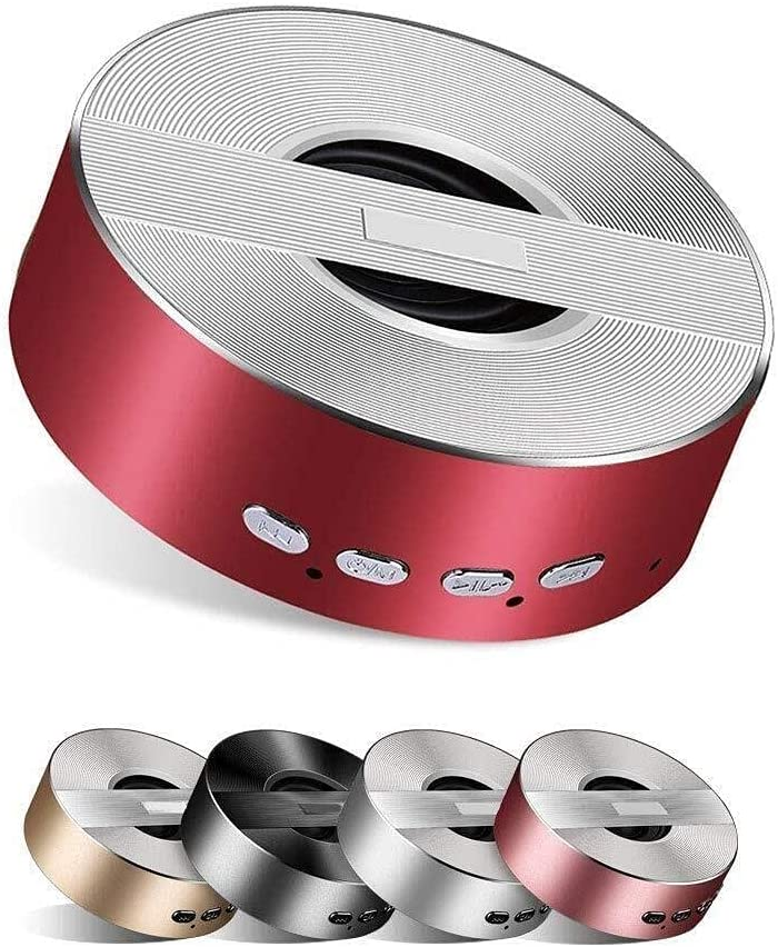 Home Decor HHH Don't miss the campaign Bluetooth Speaker In Great interest Subwoofer Wireless Portable