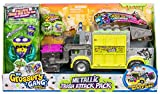 THE GROSSERY GANG METALLIC TRASH ATTACK PACK