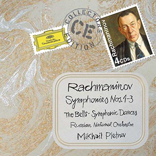 ラフマニノフ交響曲全集&管弦楽曲集 プレトニョフ&ロシア・ナショナル管 (4CD)