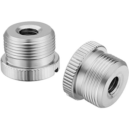 ADAPTER FOR//THREADED TOOLS 2PK