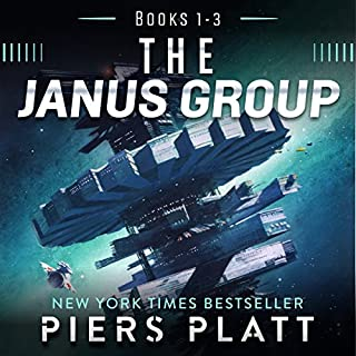 The Janus Group: Books 1-3                   Auteur(s):                                                                                                                                 Piers Platt                               Narrateur(s):                                                                                                                                 James Fouhey                      Durée: 24 h et 10 min     Pas de évaluations     Au global 0,0