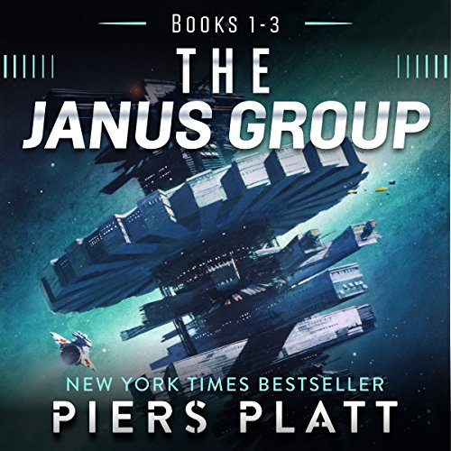 The Janus Group: Books 1-3 cover art