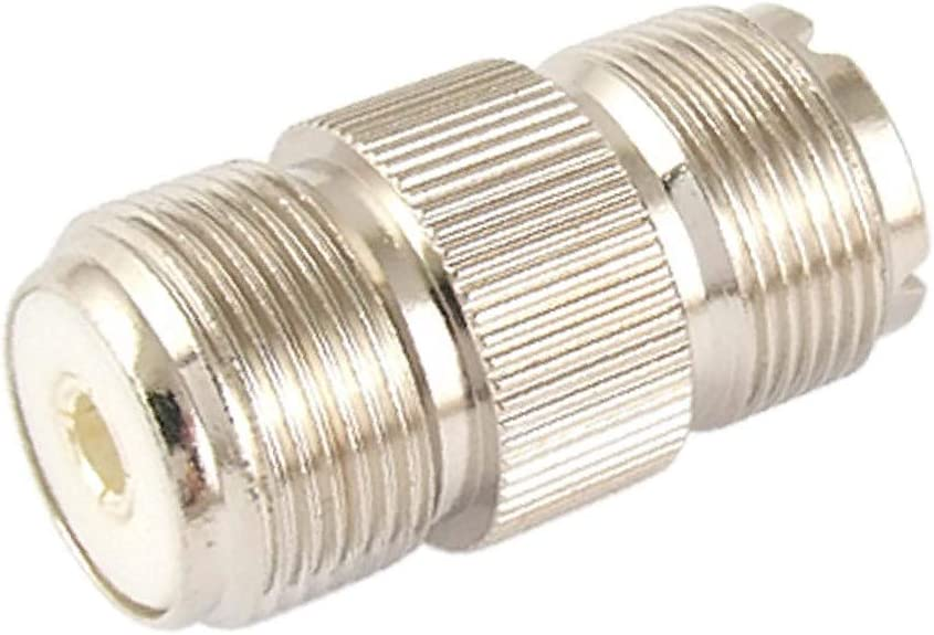X-DREE Spring new work one after another Female UHF Connector F Trust Antenna Coaxial RF Str