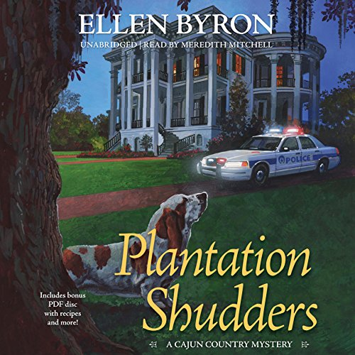 Plantation Shudders audiobook cover art