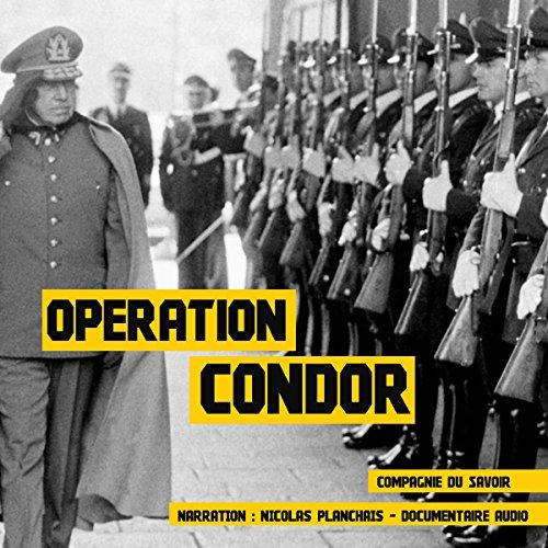 Couverture de Opération Condor (Dossiers secrets)