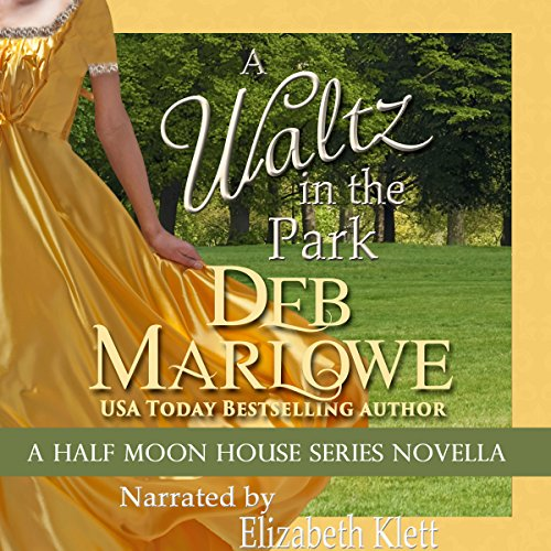 A Waltz in the Park audiobook cover art