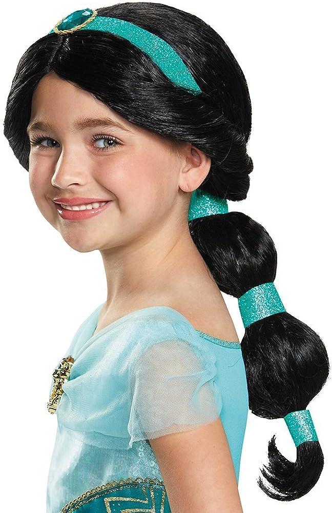 Disney Princess Jasmine Girls' Wig : Everything Else