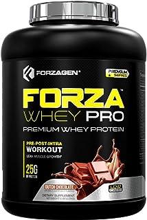 Forzagen Whey Protein Powder - Protein Shakes with 25g of Protein Low Carb Protein Powder | No Sugar Added | Best Protein ...