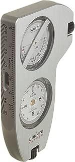 Clinometer Compass, Silver
