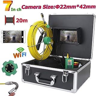 Sewer Cameras SY3800 Kit Use for Brand PRANITE HBUDS IHBUDS Anysun Aukfa