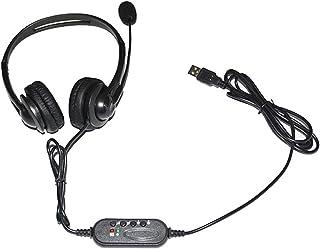 raspbery Casque de Jeu pour Silencieux avec Microphone Port Doux et Confortable pour PC/Ordinateur Portable Cute