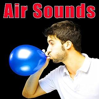 Swinging of Tennis Racquet Creates Whooshing Air Noise