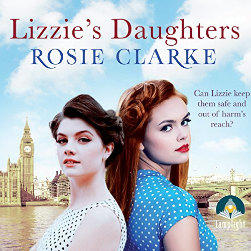 Lizzie's Daughters audiobook cover art