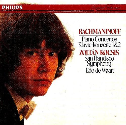 Rachmaninov:Piano Ctos. 1 & 2