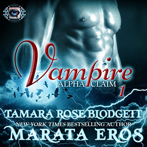 Vampire audiobook cover art