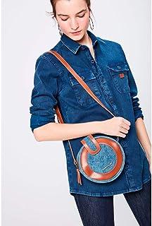 Bolsa Transversal Jeans Feminina