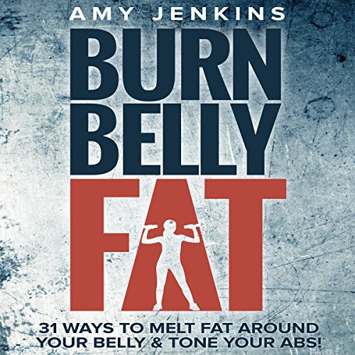 Burn Belly Fat audiobook cover art