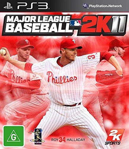 2K Games - Major League Baseball 2K11 (OZ) /PS3 (1 Games)